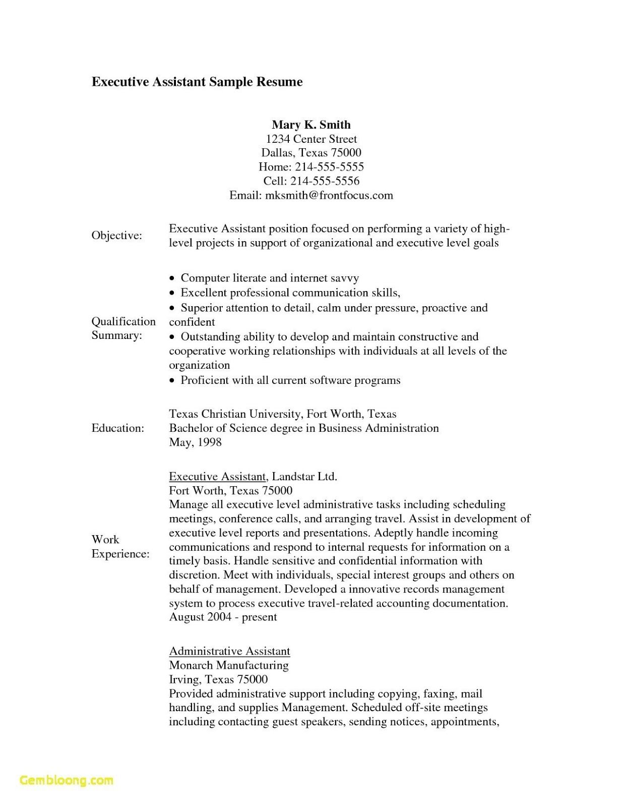 Medical Assistant Resume Examples 2019 Entry Level 2020