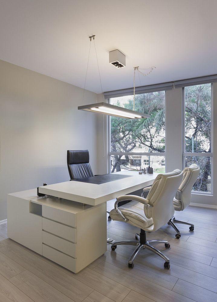 Galer a de oficinas nisenbaum comunicaciones vestudio for Imagenes de oficinas modernas pequenas