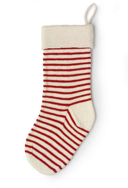 Ravelry Candy Cane Stocking Pattern By Millamia Free Knitting