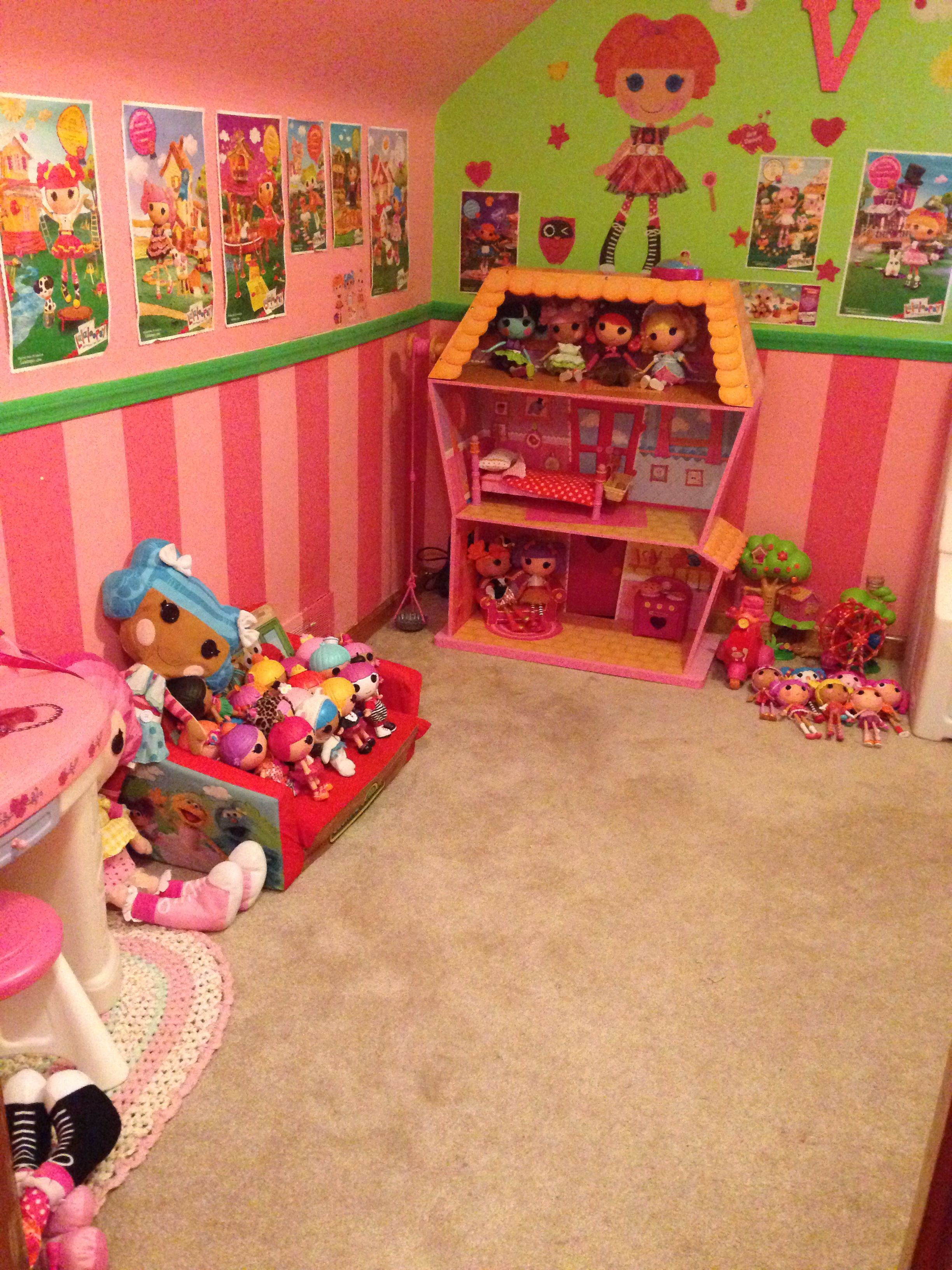 Home Dream » Lalaloopsy Room Ideas