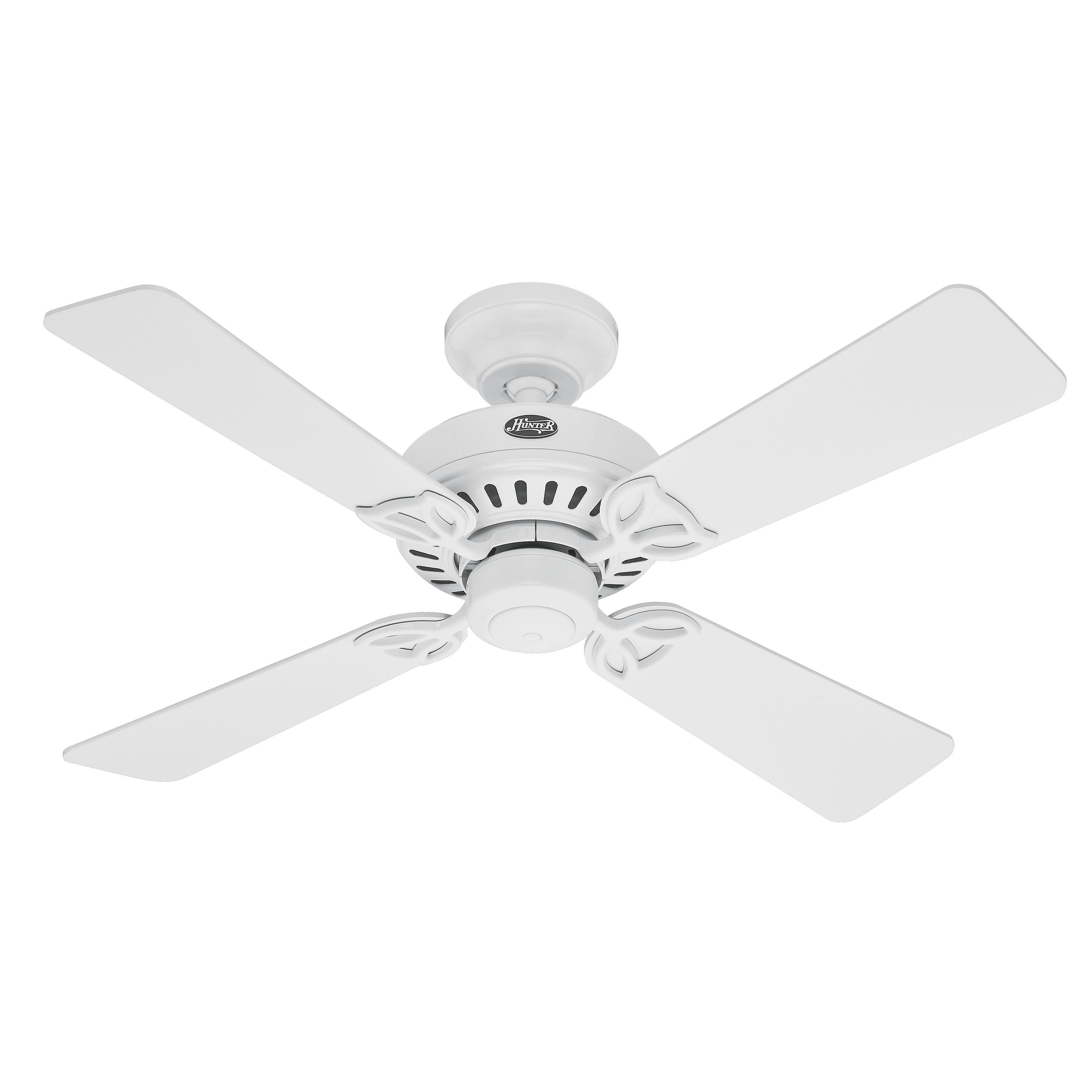 duncan fan fancy led with in ceilings indoor solutions hunter white of collection light ceiling nickel brushed