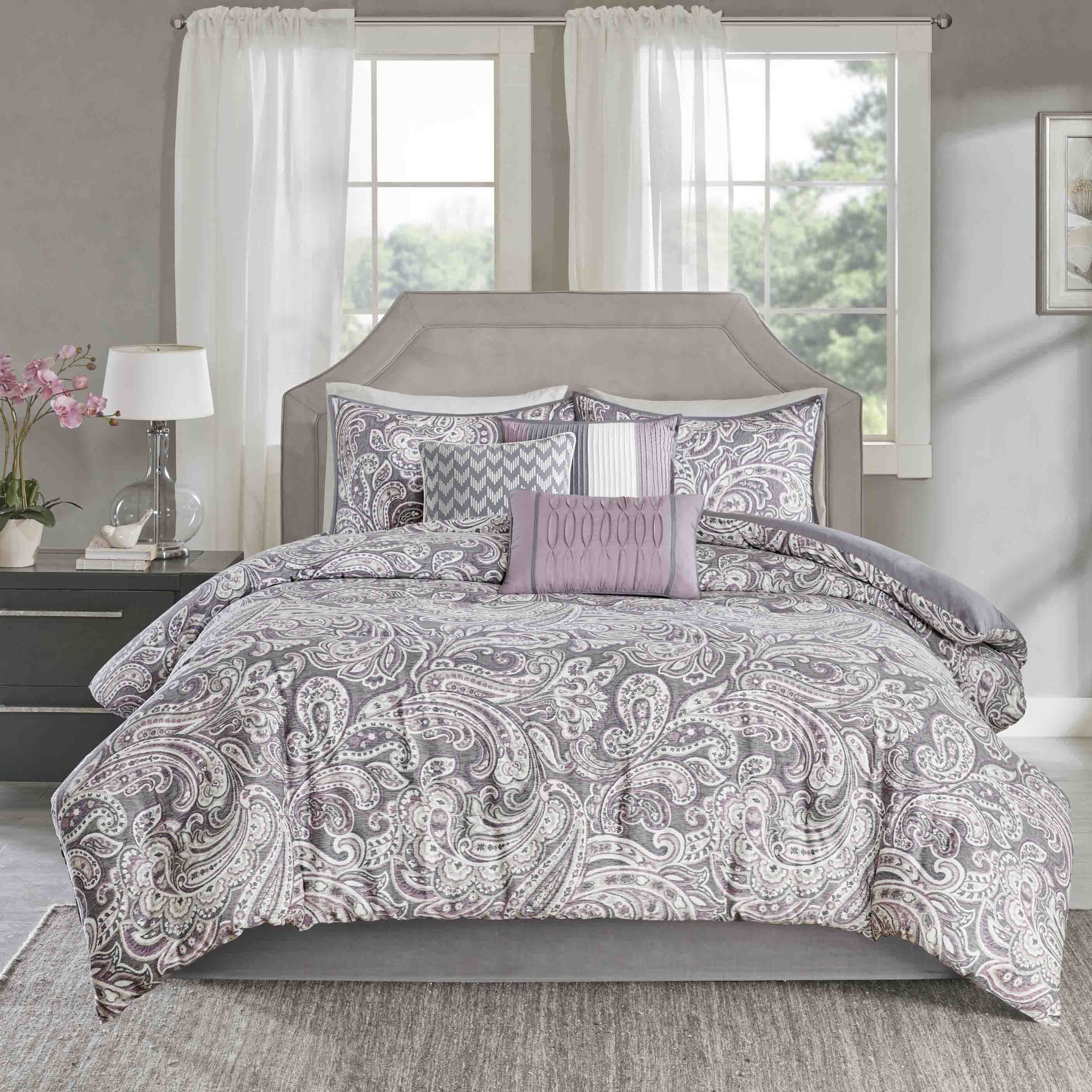 blue full paisley shop white green cover care set easy on duvet lora polyester lavendar kids pink piece envogue floral queen buy