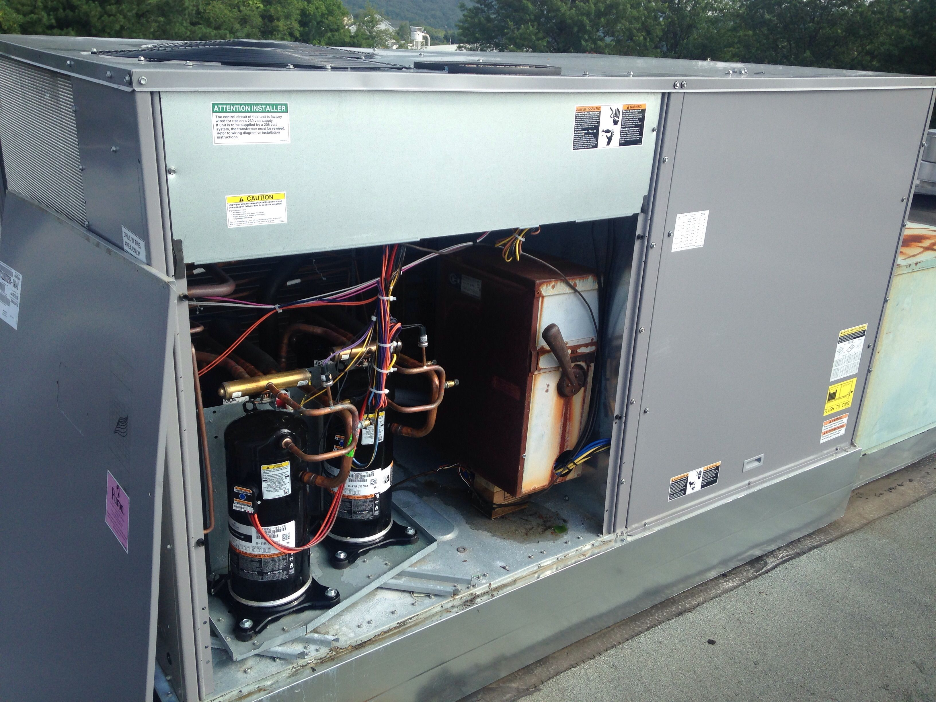 Emergency Disconnect Hvac Hacks Com Hvac Hacks Hvac Heating And Air Conditioning
