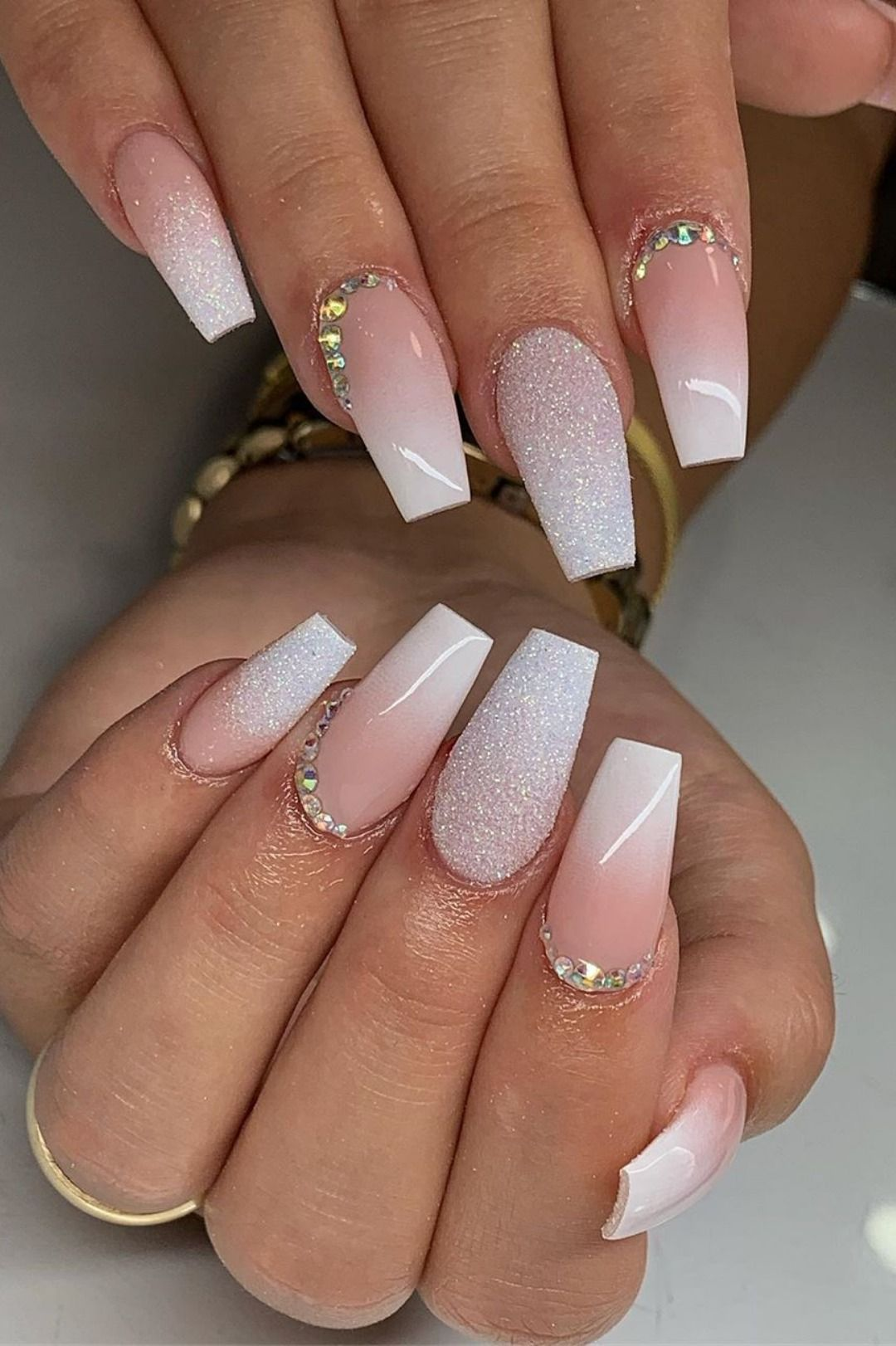 How to Do French Ombré Dip Nails | Stylish Belles
