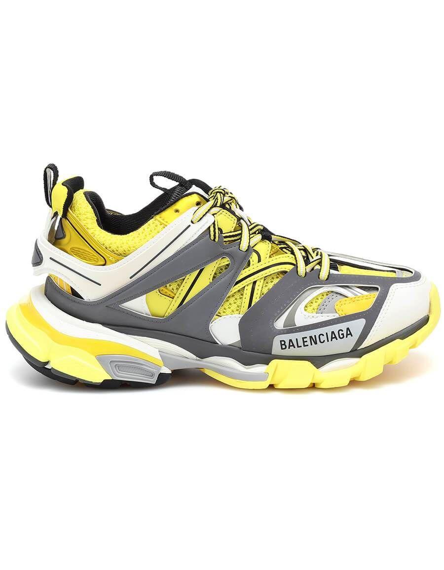 balenciaga pink blue track sneakers 426bbca Desher Awaj