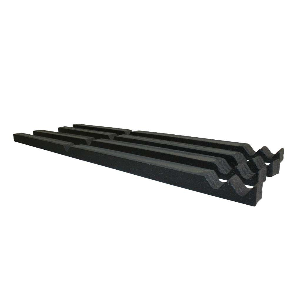 Gibraltar Building Products 2 Ft Outside Closure Strip Foam 5v Crimp Roof Accessory In Black 4 Pack 98188 The Home Depot Polycarbonate Roof Panels Corrugated Roofing Diy Storage Shed