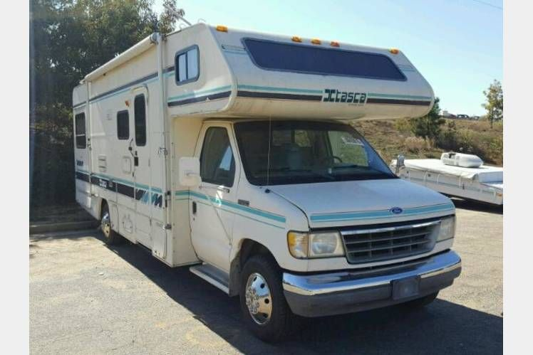 1993 Ford E350 30ft Rv Rental In Arvada Co Rvshare Com Rv Rental Rv Cool Campers