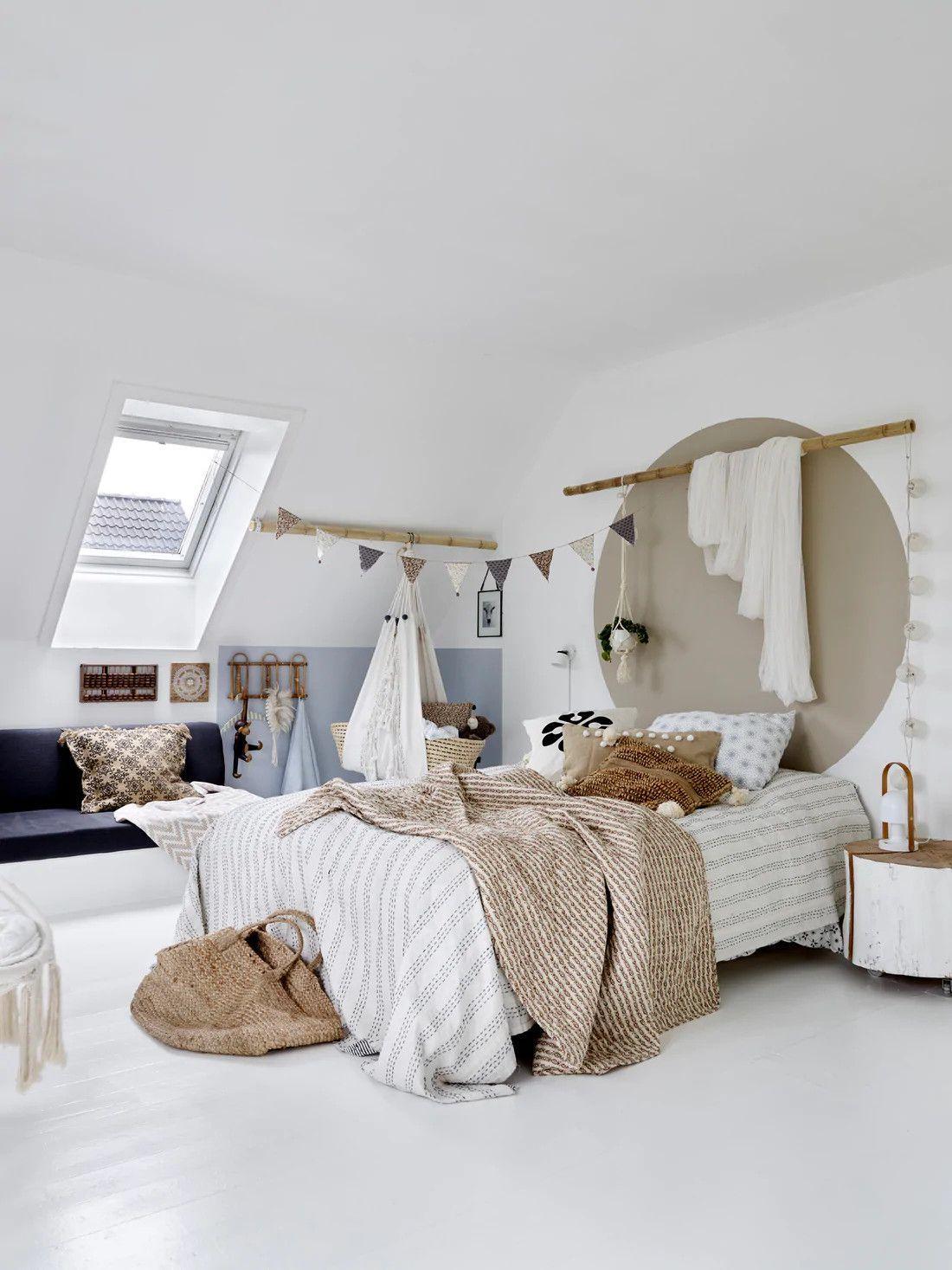 38++ Deco chambre boheme chic inspirations