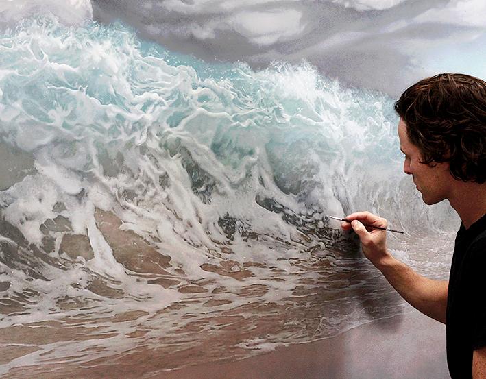 Artista Joel Rea