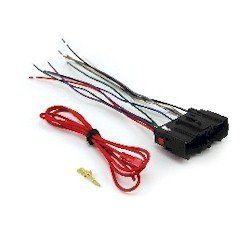 Metra 70-2105 Radio Wiring Harness for Impala//Monte Carlo 2006 and Up