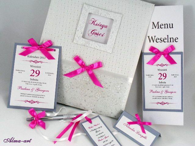 Kartka Z Kalendarza Zaproszenia Slubne Alma Art 2615387435 Allegro Pl Wiecej Niz Aukcje Najlepsze Oferty Na Najwiekszej Pla Crafts Gift Wrapping Gifts