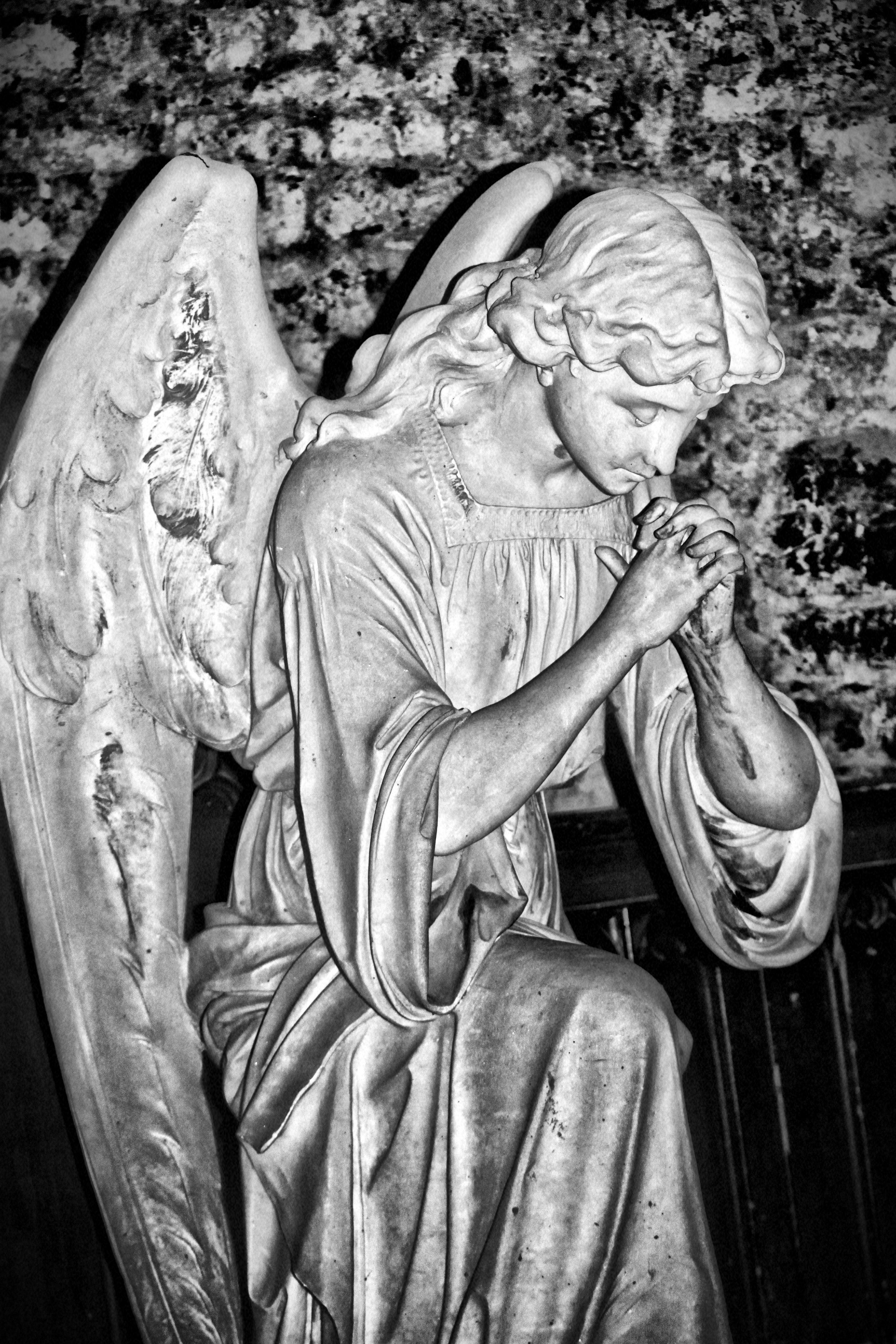 Angel - taken in Cork, Ireland