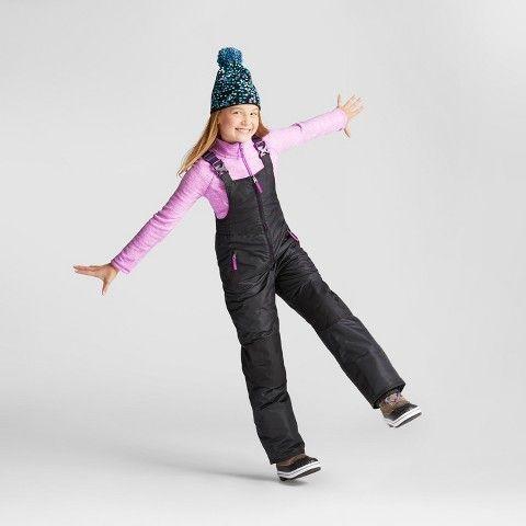 6721edd1c189 C9 Champion® Girls  Snow Bib Outerwears C9 Champion® - Lilac