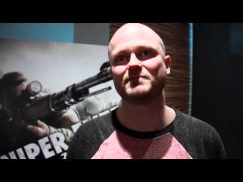 Sniper Elite V2 Developers on Kill Cams