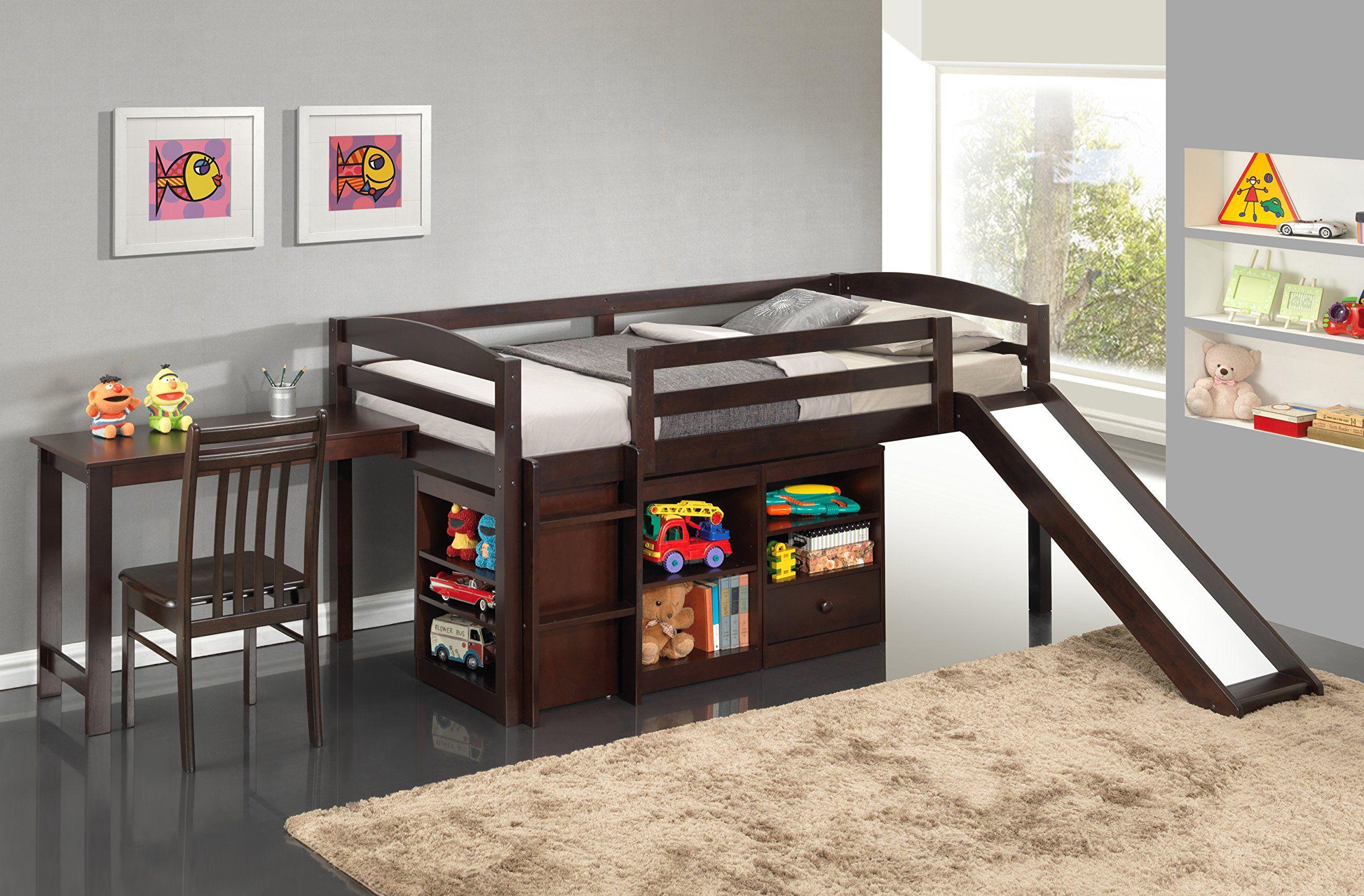 Robot Check Junior Loft Beds Loft Bed Bed With Slide