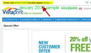 Vistaprint Coupons Free Printable Coupons Printable Coupons