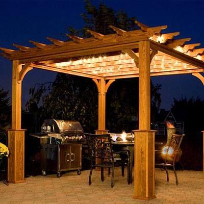 Traditional Wood Pergolas Outdoor Pergola Wood Pergola