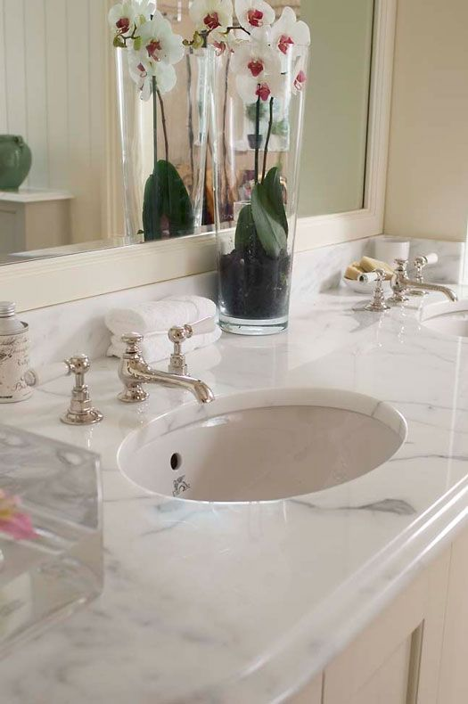 Gallery One Diamond FreshFit at Lowe us Calhoun Collection Simple straightforward style and a crisp white Master BathVanitiesMirrorsCabinets