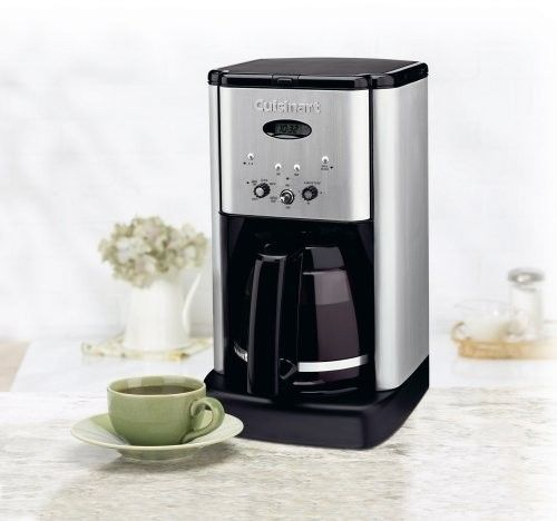 12 Cup Coffeemaker Programmable Auto Shutoff Self Cleaning Countertop Appliance #Cuisinart Tools & Home Improvement - Coffee, Tea & Espresso Appliances - http://amzn.to/2lyIEN6