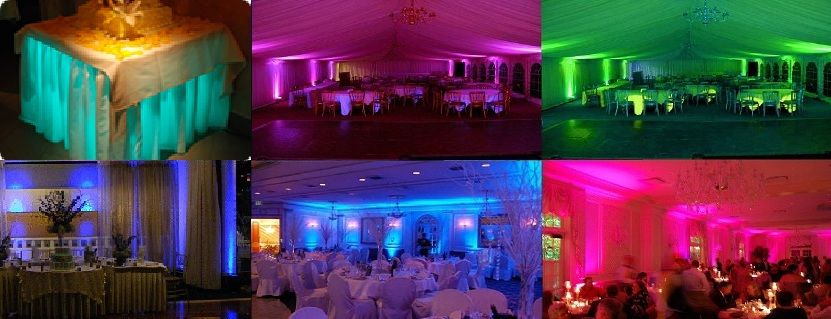 Uplight Rental Des Moines Iowa Uplighting Uplighting Wedding Dj Wedding Lights