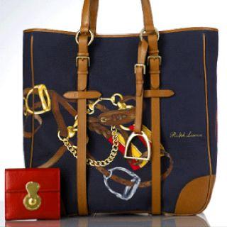 821ba0cae3ba canada ralph lauren equestrian tote bag 1acab cc0d0