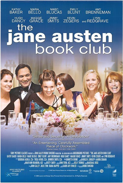 The Jane Austen Book Club 2007 film | Clube de leitura