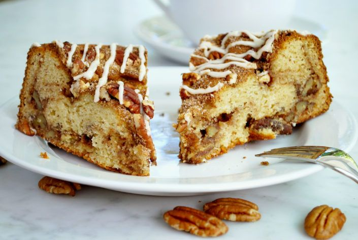 Baking With Pamela Sour Cream Coffee Cake Pamela S Products Gluten Free Coffee Cake Gluten Free Coffee Cake Cake Recipes