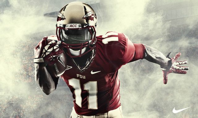 Florida State Football Sporty Wallpapers Wallike Com Florida State Football Florida State Seminoles Football Florida State