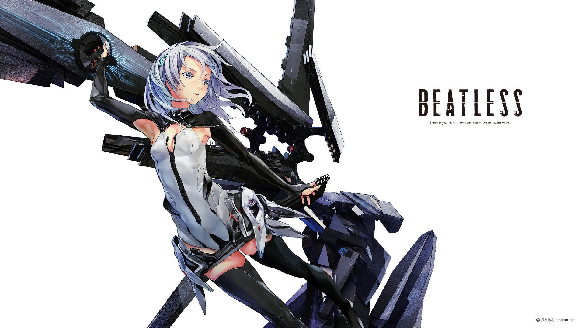Anime Beatless Wallpaper アニメ