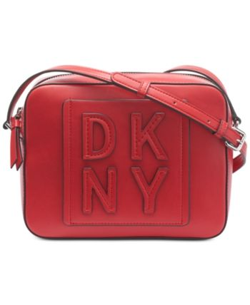 d169060bd7e DKNY Tilly Stacked Logo Camera Bag in 2019