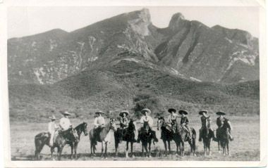 CHARROS DE NUEVO LEÓN 1933