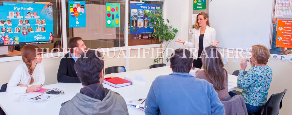 5 and 8-week Trinity CertTESOL Courses in Malaga and Rome ...