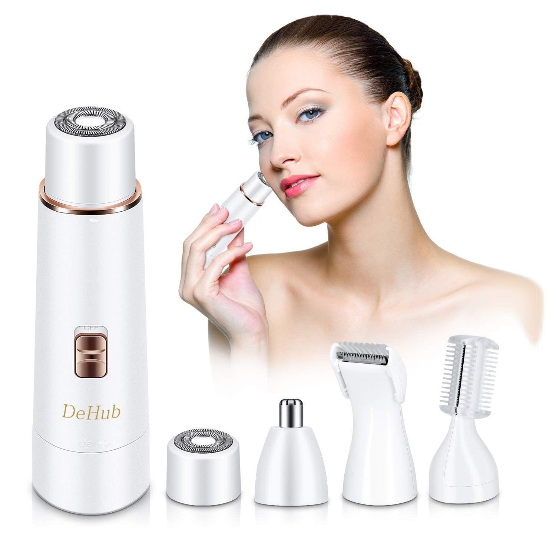 5 In 1 Electric Epilator Women Hair Removal Bikini Trimmer Bikini Hair Removal Hair Removal Women Shave Eyebrows