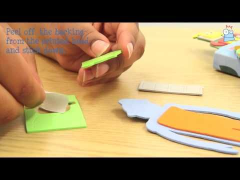 how to make a quick bookmark