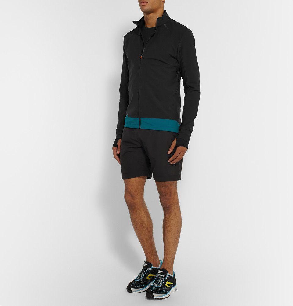 Soar Running - S155M Stretch-Softshell Running Jacket