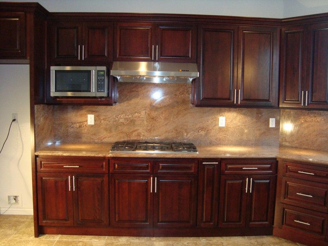 marvelous Kitchen Cabinets And Backsplash Ideas #6: Refinish Kitchen Cabinets Kitchen Backsplash Ideas For Painting Kitchen  Cabinets Dark Brown Polished Homedecor Feat Affordable
