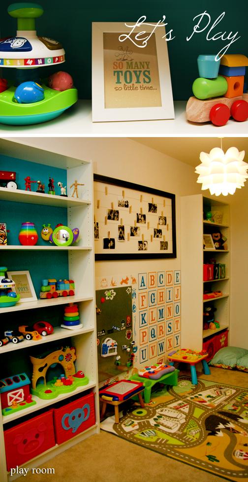 Kids Playroom Ideas For A Small Space Playroom Organization Playroom Playroom Design