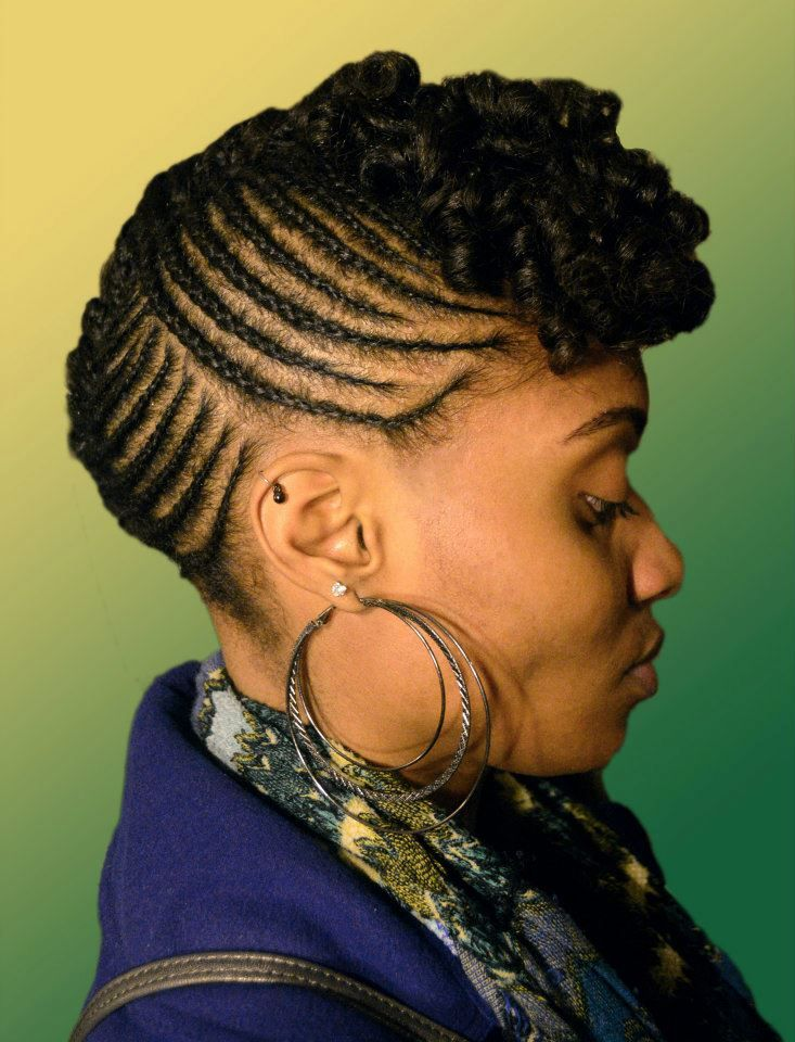 Enjoyable 1000 Images About Cornrow Hairstyles On Pinterest Cornrows Short Hairstyles Gunalazisus