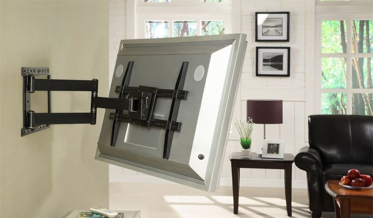 Mounting Dream Md2380 Tv Wall Mount Bracket With Full Motion Dual