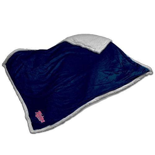 Minnesota Twins Sherpa Blanket