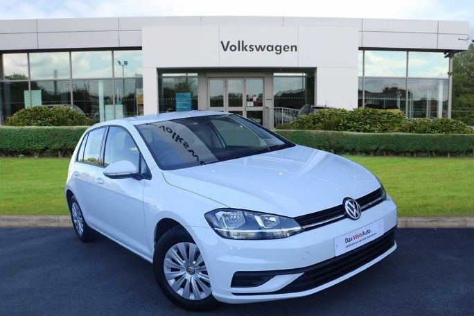 Volkswagen Golf 2017 Volkswagen Golf S Tsi Bluemotion Technology