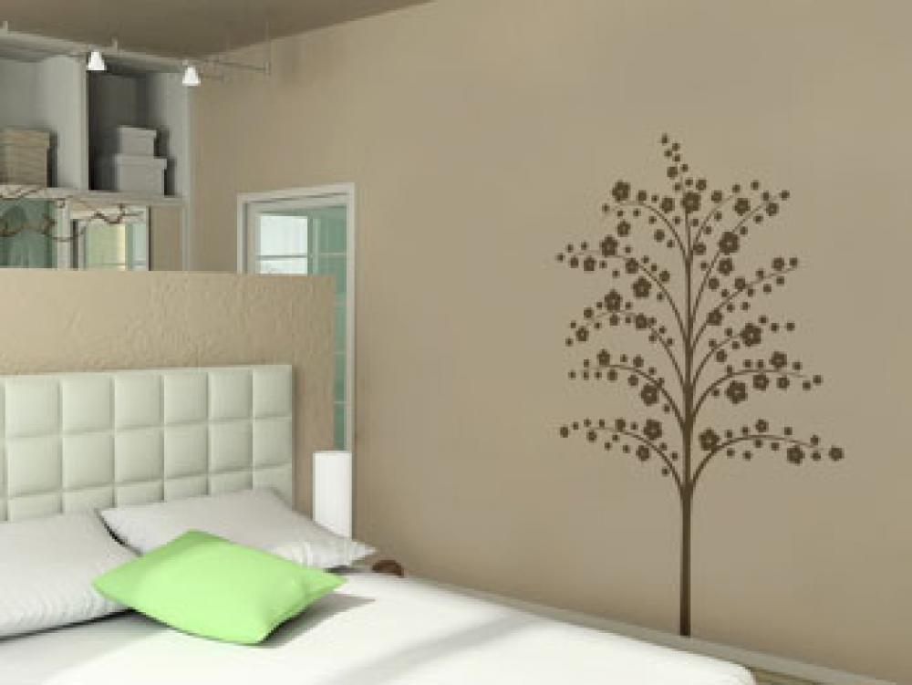 Adesivi cameretta ~ Scopri come adesivi murali con alberi donano un fascino naturale