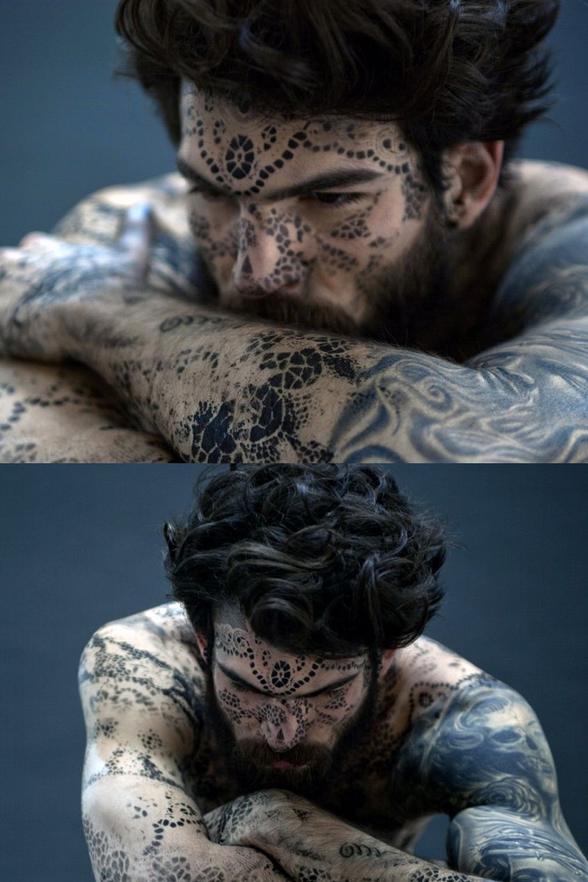Beautifully Modified Men