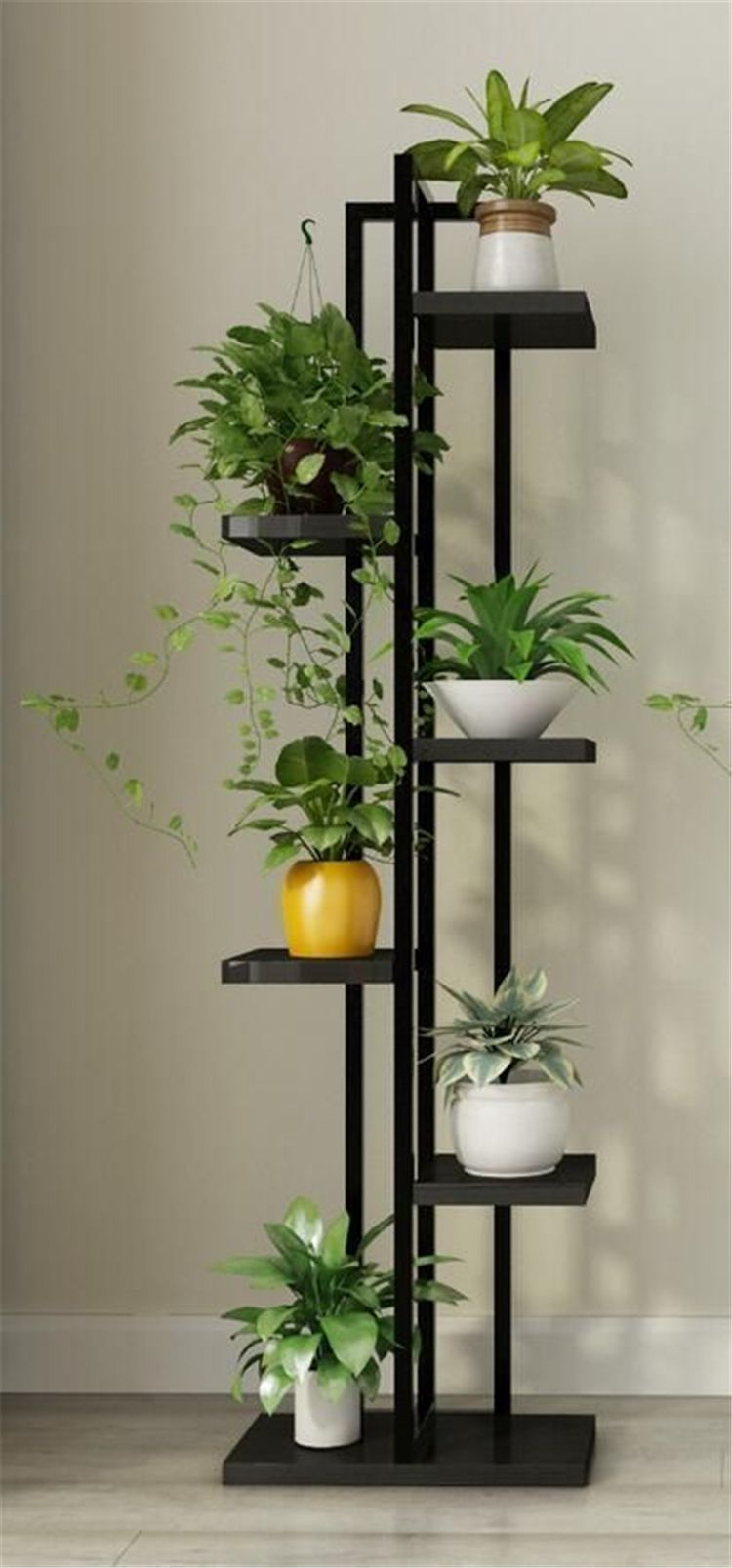 60 Impressive And Simple Indoor Hanging Plants Ideas For Your Home Decor - Women Fashion Lifestyle Blog Shinecoco.com