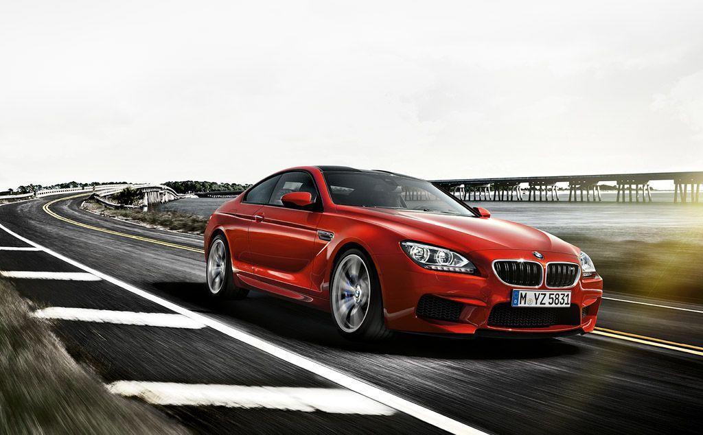 Das neue BMW M6 Coupé
