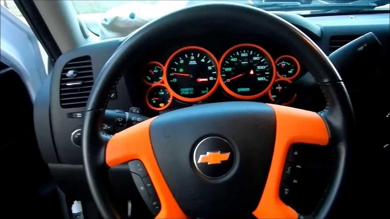 Plasti Dip Silverado Interior Part 2 Follow Up Automobiles Circuit Board S10 Pickup Blazer S15 Jimmy Dash Cluster Chevy Tahoe Z71