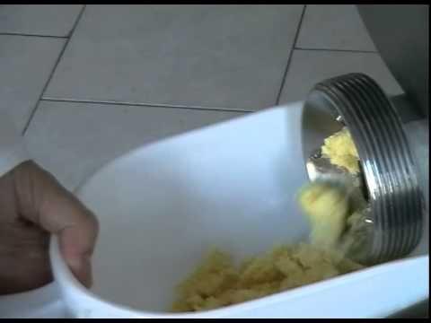 Pasta machina