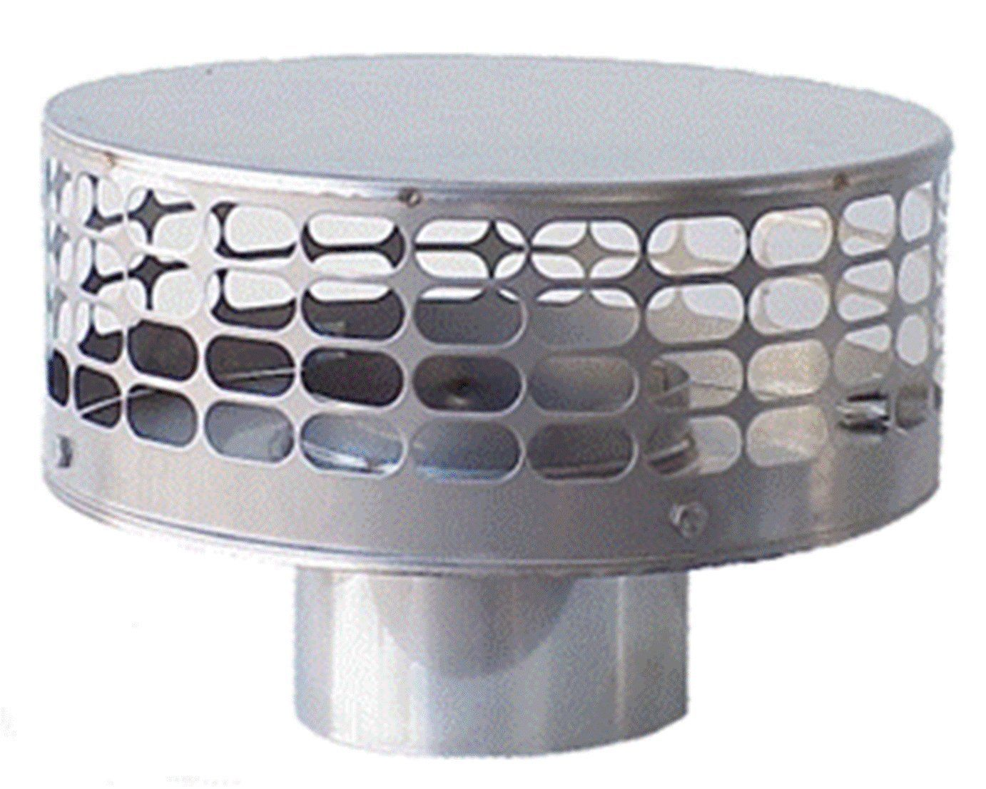 The Forever Cap Ccfs10 10 Inch Stainless Steel Liner Top Chimney Cap Want Additional Info Click On The Image Chimney Cap Roof Cap Wall Stove