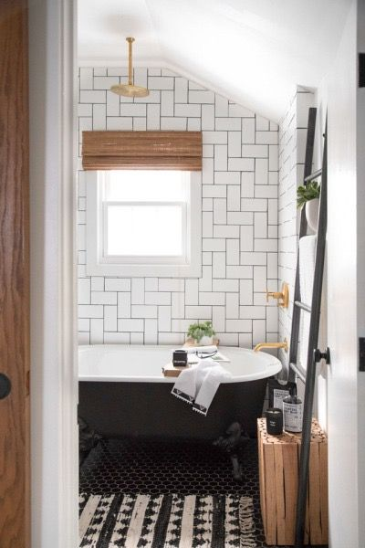 Home In Milwaukee By Jenni Radosevich Homeshouseslifestyle Delectable Bathroom Remodeling Milwaukee Exterior