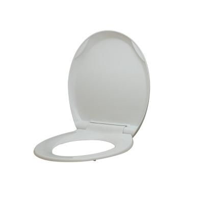 Kohler Bancroft Elongated Closed Front Toilet Seat With Vibrant